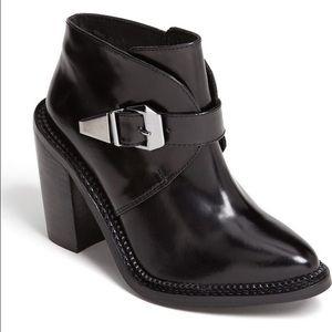 Topshop Shoes - TOPSHOP 'Aleta' Monk Strap Boot