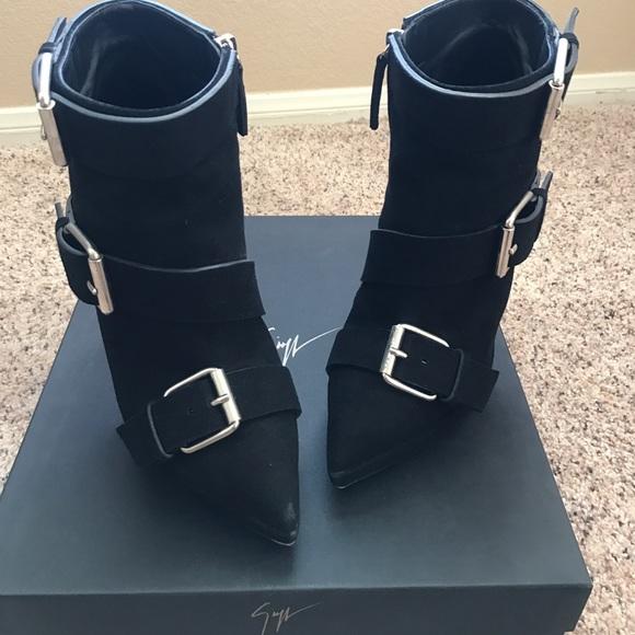 Giuseppe Zanotti Shoes - Giuseppe zanotti booties