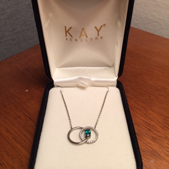 180284a58 Kay Jewelers Jewelry - Miracle Links Necklace by Kay Jewelers