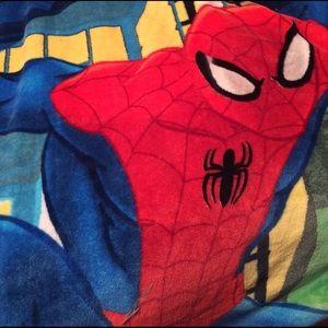 Spiderman Other - Spider-man Oversized Fleece Throw Spiderman