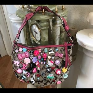 6278f67e4 Women Hello Kitty Coach Bag on Poshmark