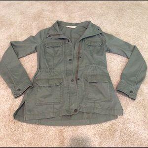 Hollister Jackets & Blazers - Olive Hollister jacket