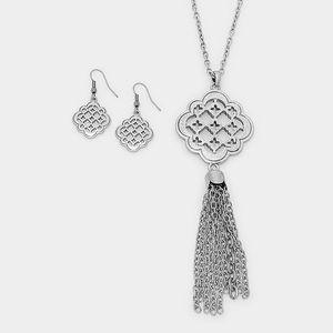 "goodchic Jewelry - the ""Divine Tassel"""