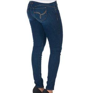 Denim - dark blue Skinny Jean 🍑