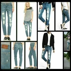 DL1961 Denim - ❤HP😎 DL1961 Nolita Slouchy Slim Boy Jeans