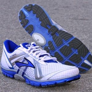 Brooks Other - Brooks Pure Cadence Running Shoes Blue White 8.5