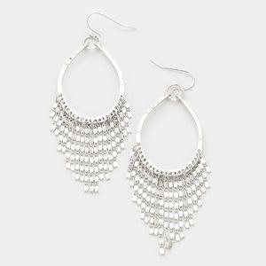 goodchic Jewelry - Fringe Chandeliers