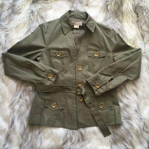 Michael Kors Jackets & Blazers - Michael Kors green jacket
