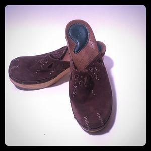 Clarks Shoes - Indigo by clarks clogs