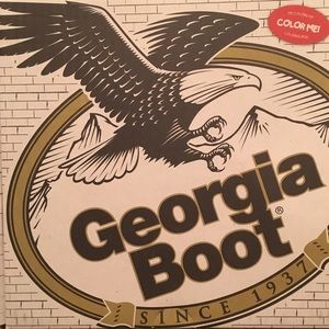 Georgia Boot Other - Brand New Never Worn Toddler Boys Georgia Boots