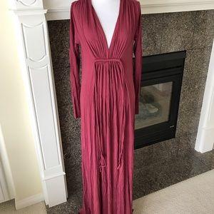 Rachel Pally Dresses & Skirts - Rachel Pally- Long Sleeve Full Caftan Dress NWOT