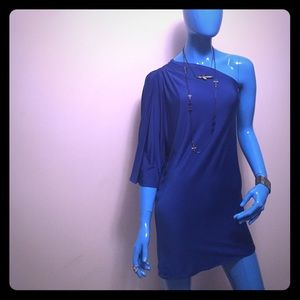 Naven Dresses & Skirts - Naven NWT Cobalt blue silk dress
