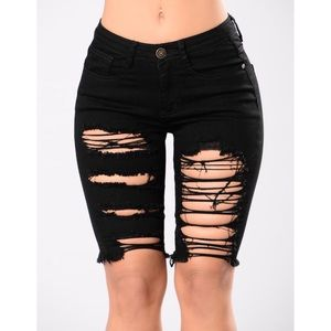 Fashion Nova Pants - Fashion Nova Shorts