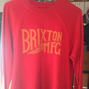 Brixton Sweaters - Brixton Mens small sweater