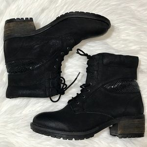 Catherine Malandrino Shoes - NWOB Catherine Malandrino Black Ceres Short Boot 8