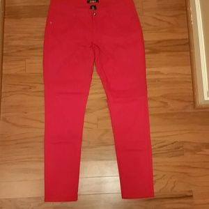 South Pole Denim - Red South Pole skinny jeans