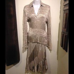 Komarov Dresses & Skirts - 2 piece komarov suit