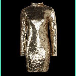 Boohoo Dresses & Skirts - NEW Boohoo Sequin Dress✨✨✨