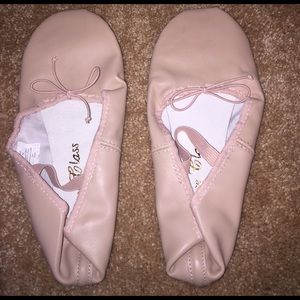 Dance Class Shoes - Split sole women's ballet flats