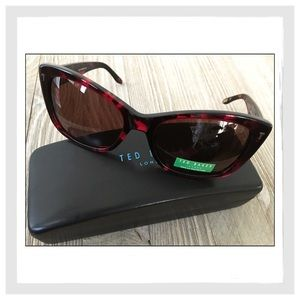 4513846e3 Ted Baker Accessories - Ted Baker London Square Cat Eye Sunglasses
