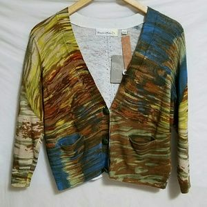 Charlie and Robin {anthro} cardigan