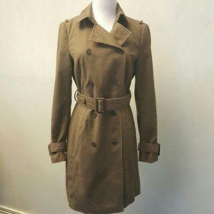 Zara Jackets & Blazers - Zara brown trench coat