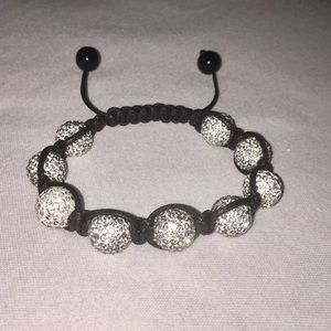 ⚫️ Swarovski Crystal Bead Bracelet ⚫️