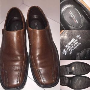 Bostonian Other - Men's Brown Bostonian Dress/Causal Shoes Size 10
