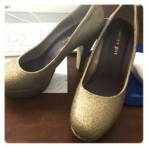Madderson London Shoes - GLITTER HEELS