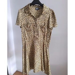 Chloe Sevingy for Opening Ceremony Dresses & Skirts - Chloe Sevigny X Opening Ceremony Leopard dress M