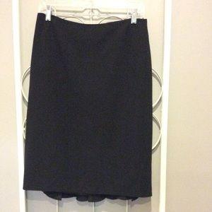 Ann Taylor Dresses & Skirts - Black skirt