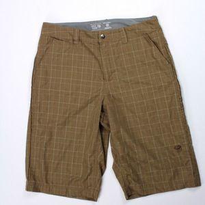 Mountain Hard Wear Other - Mountain Hard Wear Mens 34 Hybrid Shorts