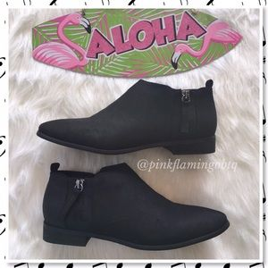 Restricted Shoes - Restricted Alice Zip Ankle Bootie