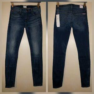 Hudson Jeans Denim - Hudson Krista Super Skinny Jeans in Broome