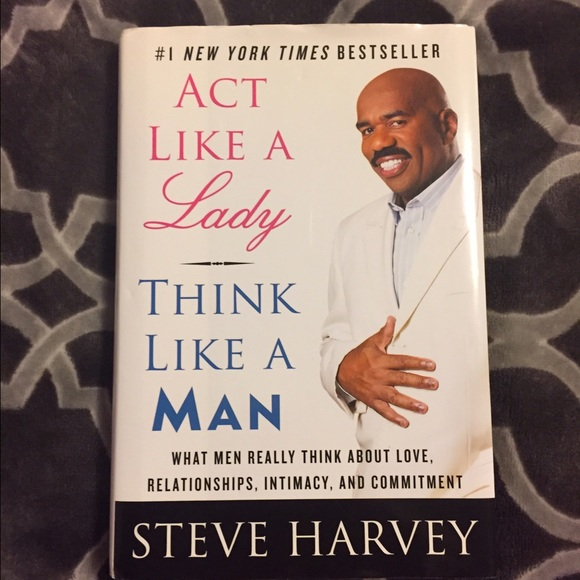 Act like a lady think like a man novel