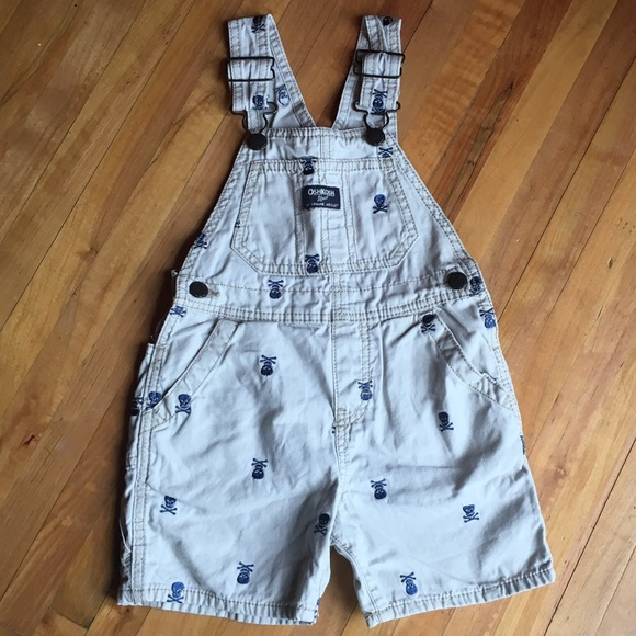 3months 3T Osh Kosh Shorts and Overalls