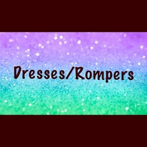 DRESSES, SKIRTS, ROMPERS, MAXI ALL UNDER $20