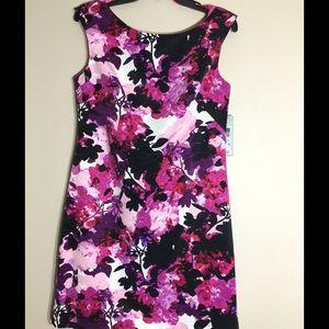 Eliza J dress sz 8 Floral NWT