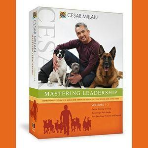 Cesar Milan Mastering Leadership Dog Training DVD