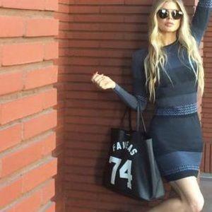 Alexander Wang Dresses & Skirts - NWT Alexander Wang x H&M Jacquard Knit Dress