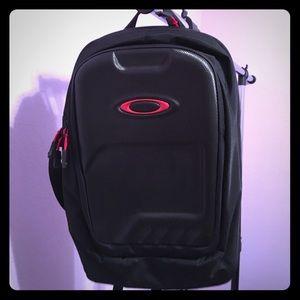 Oakley Jet Black Backpack O1K