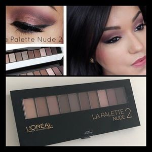 L'Oreal Other - La Palette Nude 2 Eyeshadow