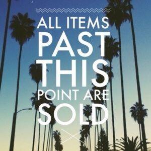 Accessories - Sold marker ❤️
