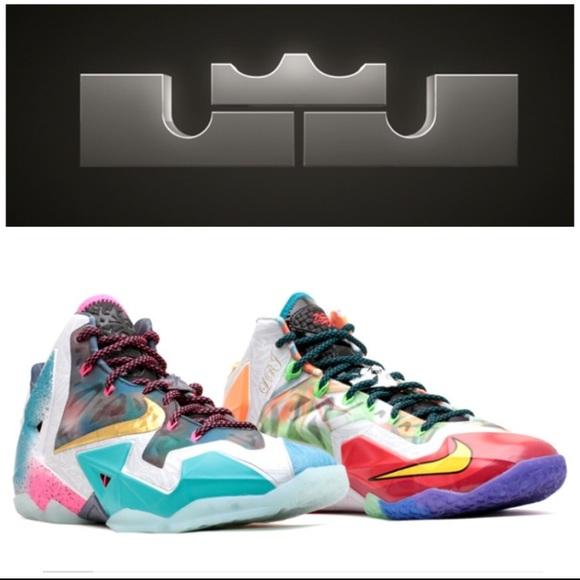 Nike Shoes | Nib Lebron 11 Premium What