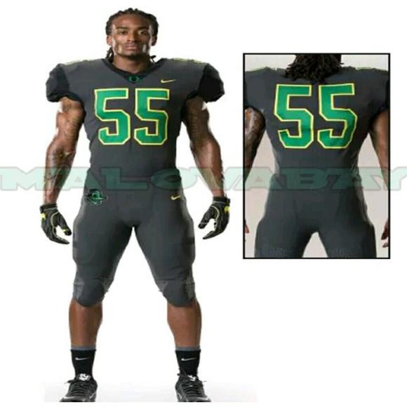 05f1843cef1 nike Other | Oregon Ducks Mens Large 2017 Jersey Uniform | Poshmark