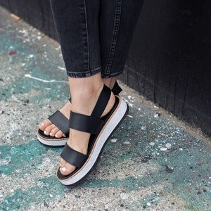 53ec369b883 Vince Shoes - VINCE Mana Flatform Sandals