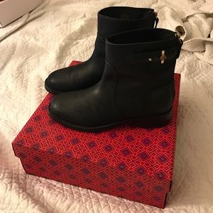 Tory Burch Shoes - Tory Burch Selena Ankle Bootie