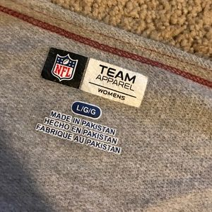 nfl Tops - Redskins shirt/sweater