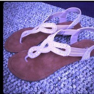 Size 6 Steve Madden sandals