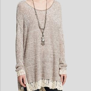 Free People Haiku Sweater